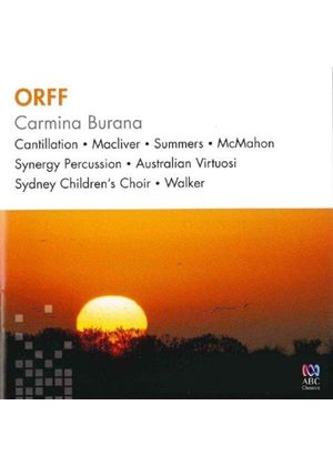 Orff: Carmina Burana (Music CD)