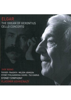 Elgar: Dream of Gerontius; Cello Concerto (Music CD)