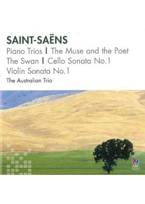 Saint-Saëns: The Complete Piano Trios (Music CD)