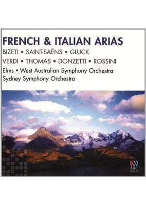 French & Italian Arias (Music CD)
