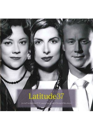 Latitude 37 (Music CD)