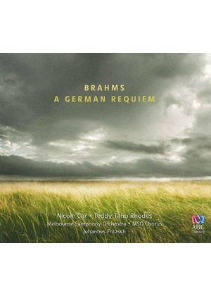 Brahms: A German Requiem (Music CD)