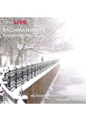 Rachmaninov: Symphony No. 2 (Music CD)