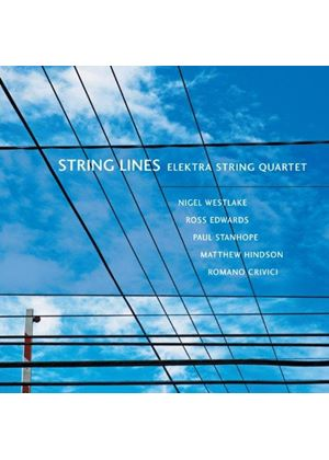 String Lines (Music CD)