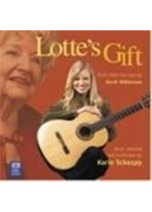 Various Composers - Guitar Music From The Play Lottes Gift (Schaupp) (Music CD)