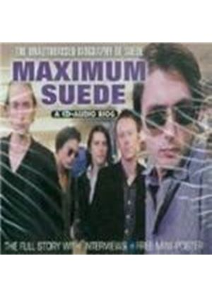 Suede - Maximum Suede (Music Cd)