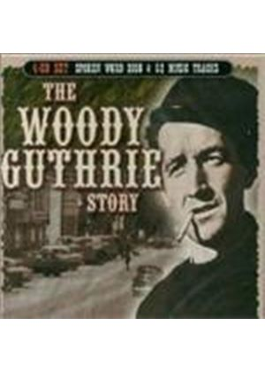 Woody Guthrie - WOODY GUTHRIE STORY INTERVIEW