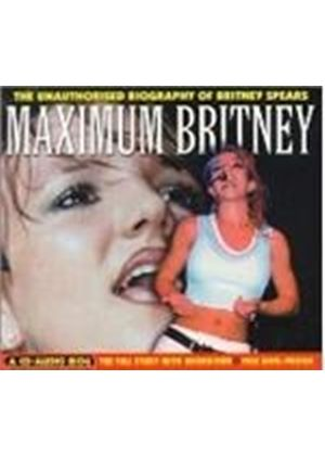 Britney Spears - Maximum Britney (Music Cd)