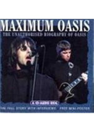 Oasis - Maximum Oasis (Music Cd)