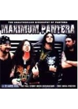 Pantera - Maximum Pantera (Music Cd)
