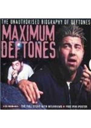 Deftones - Maximum Deftones (Music Cd)