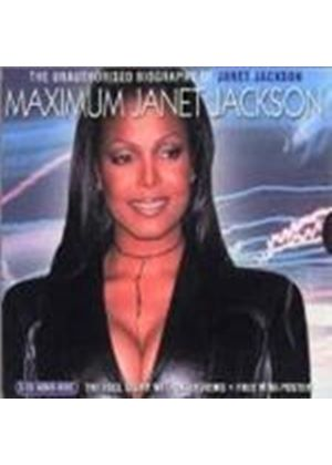 Janet Jackson - Maximum Janet Jackson (Music Cd)