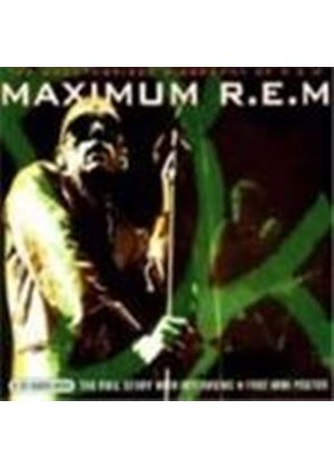 R.E.M. - Maximum REM (Interview)