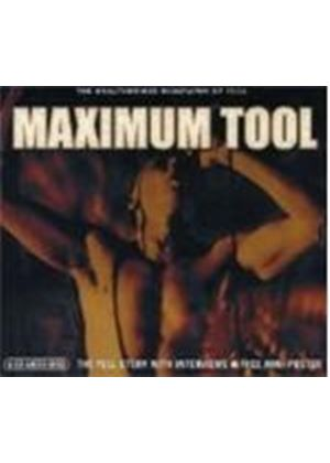 Tool - Maximum Tool (Music Cd)