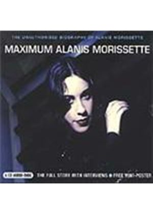 Alanis Morissette - Maximum Alanis Morissette (Music Cd)
