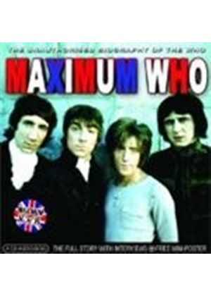 The Who - Maximum Who (Music Cd)