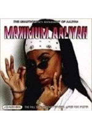 Aaliyah - Maximum Aaliyah (Music Cd)