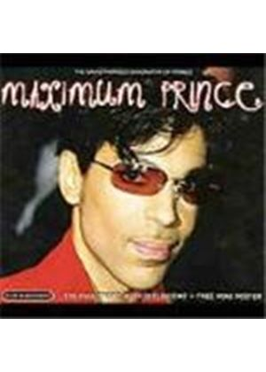 Prince - Maximum Prince (Music Cd)