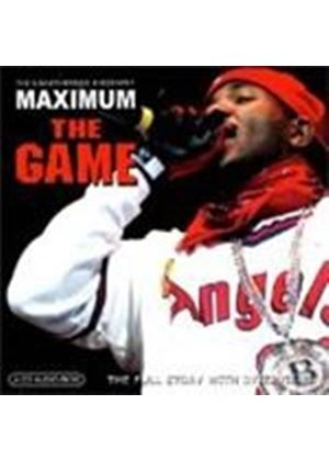 The Game - Maximum Game (Music Cd)