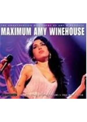 Amy Winehouse - Maximum Amy Winehouse (Music Cd)
