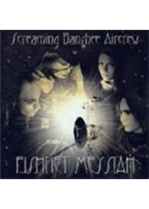 Screaming Banshee Aircrew - Fishnet Messiah (Music Cd)