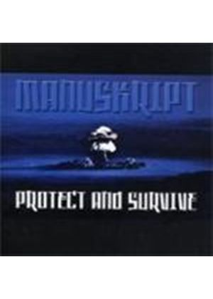 Manuskript - Protect & Survive (Music Cd)