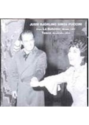 Jussi Bjorling - Sings Puccini
