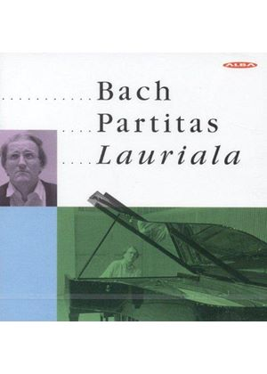Bach: Partitas (Music CD)