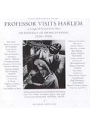 Various Artists - Professor Visits Harlem (Music CD)