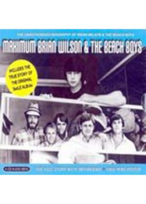 Brian Wilson & The Beach Boys - Maximum Brian Wilson & The Beach Boys (Music CD)