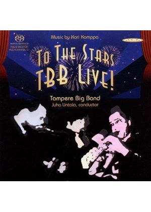 Tampere Big Band - To The Stars (TBB Live!/Live Recording) (Music CD)