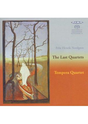 Pehr Henrik Nordgren: The Last Quartets (Music CD)