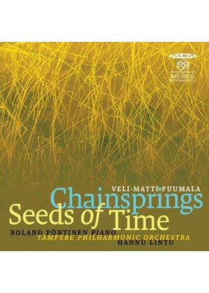 Veli-Matti Puulala: Chaingsprings; Seeds of Time (Music CD)