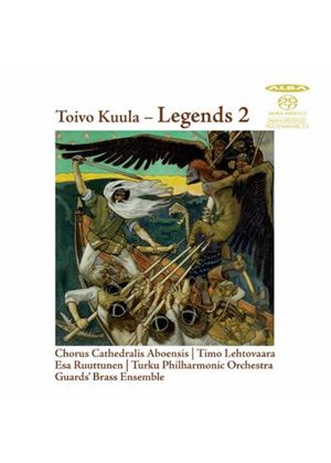 Toivo Kuula: Legends, Vol. 2 (Music CD)