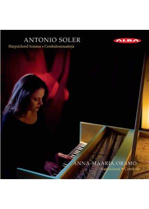 Antonio Soler: Harpsichord Sonatas (Music CD)