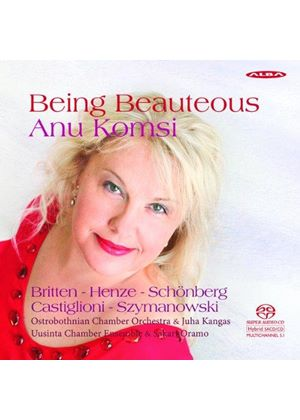 Being Beauteous (Music CD)