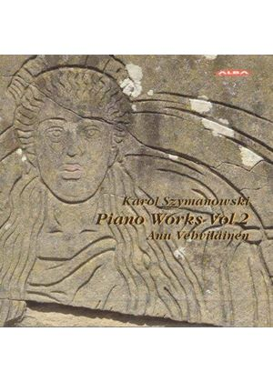 Karol Szymanowski: Piano Works, Vol. 2 (Music CD)