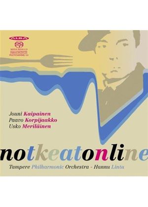 Notkeatonline (Music CD)