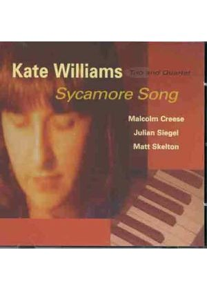 Kate Williams - Sycamore Song (Music CD)
