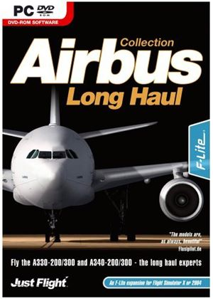 Airbus Collection: Long Haul (PC DVD)