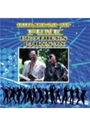 Brothers Johnson - Best Of Funk (Music CD)