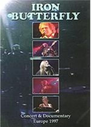 Iron Butterfly - Concert And Documentary - Europe