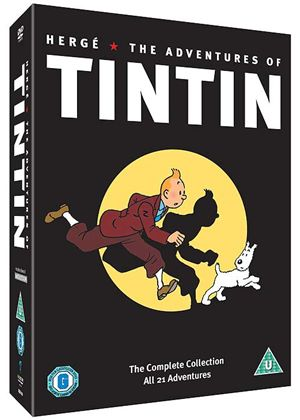 The Adventures of Tintin: Complete Collection (1991)