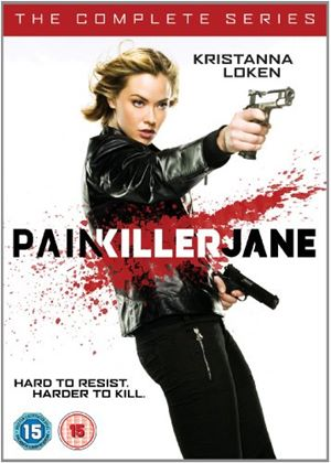 Painkiller Jane - Series 1 - Complete