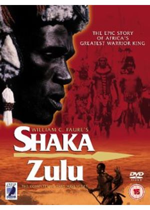 Shaka Zulu (4 Disc Box Set)