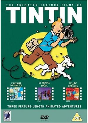 Herges Adventures Of Tin Tin