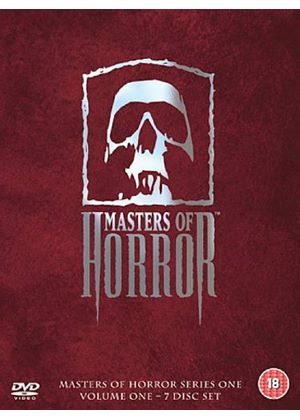 Master Of Horror - Series 1 Volume 1 (Box Set)