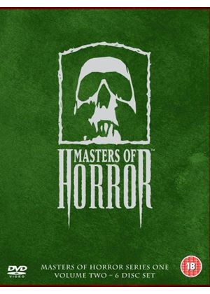 Masters Of Horror - Series 1 - Vol.2
