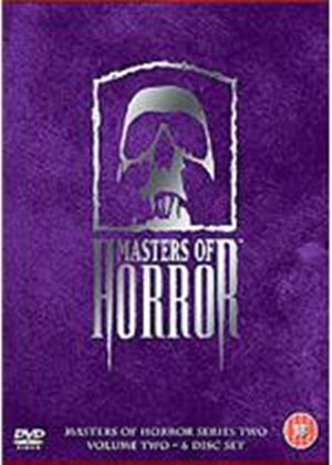 Masters Of Horror - Series 2 Vol.2