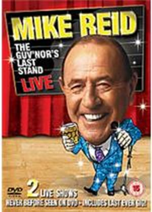 Mike Reid - Being Frank - The Guvnors Last Stand